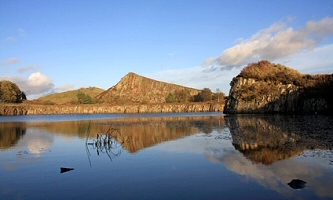 Cawfields Quarry, Northumberland